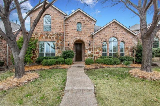 1214 Amy Drive, Allen, TX 75013 (MLS #14014561) :: Kimberly Davis & Associates