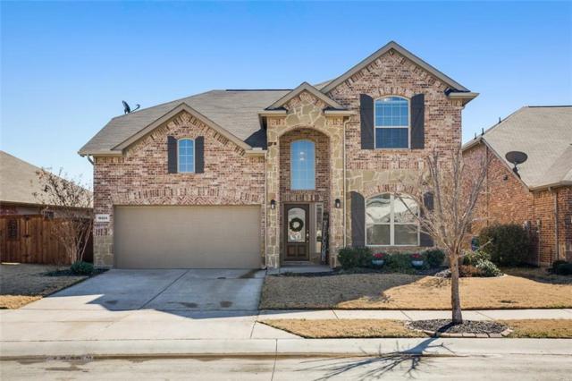 16624 Toledo Bend Court, Prosper, TX 75078 (MLS #14014641) :: Real Estate By Design