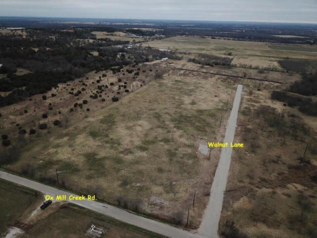 105 Walnut Lane, Brock, TX 76087 (MLS #14014651) :: The Heyl Group at Keller Williams