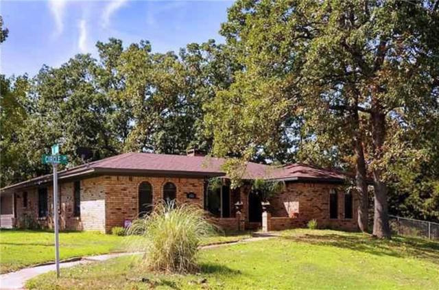 146 Circle Drive, Denison, TX 75021 (MLS #14014752) :: RE/MAX Landmark