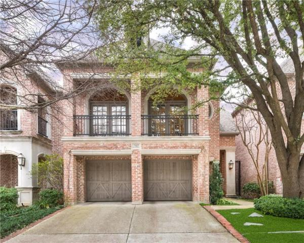 7327 Hill Forest Drive, Dallas, TX 75230 (MLS #14014758) :: Robbins Real Estate Group