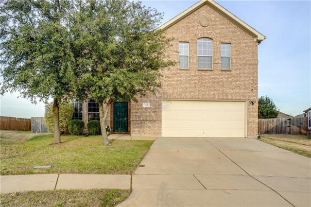 116 Brookbank Court, Crowley, TX 76036 (MLS #14015021) :: Kimberly Davis & Associates