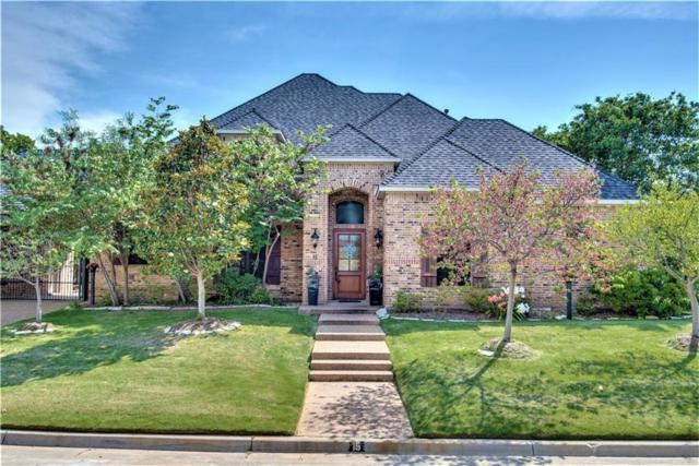 15 Heatherstone Court, Trophy Club, TX 76262 (MLS #14015073) :: RE/MAX Landmark