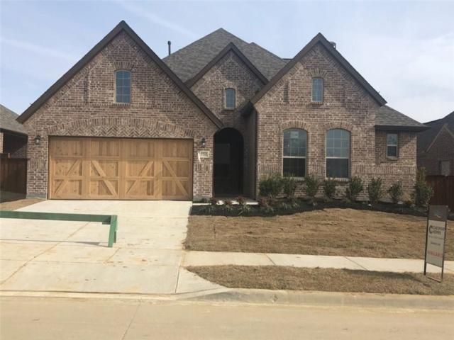1121 Belknap Way, Prosper, TX 75078 (MLS #14015102) :: Robbins Real Estate Group