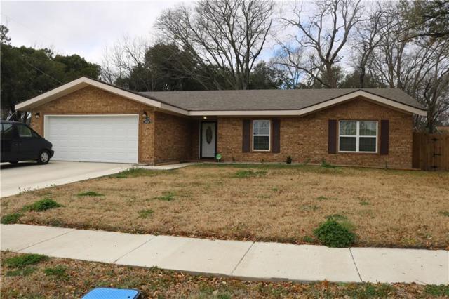 401 N Jackson Street, Kaufman, TX 75142 (MLS #14015104) :: Kimberly Davis & Associates