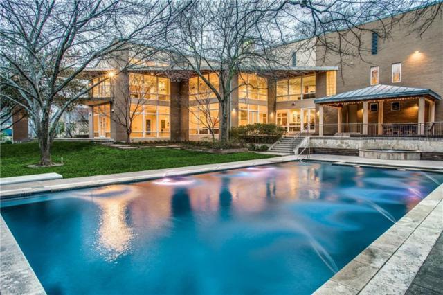 11322 E Ricks Circle, Dallas, TX 75230 (MLS #14015128) :: Frankie Arthur Real Estate