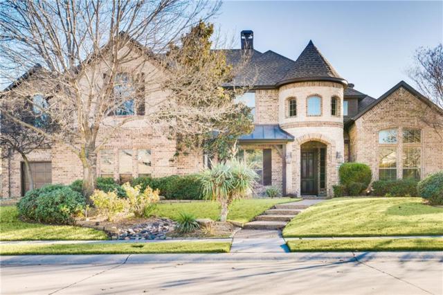 1230 Cedar Springs Drive, Prosper, TX 75078 (MLS #14015197) :: The Heyl Group at Keller Williams