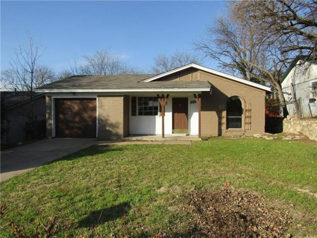 8232 Richard Street, White Settlement, TX 76108 (MLS #14015207) :: RE/MAX Landmark