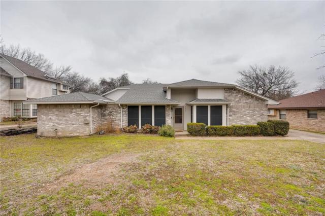 5407 Oak Brook Road, Arlington, TX 76016 (MLS #14015296) :: The Heyl Group at Keller Williams