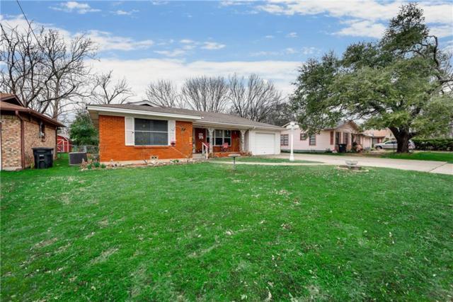 809 N Douglas Avenue, Cleburne, TX 76033 (MLS #14015299) :: RE/MAX Landmark