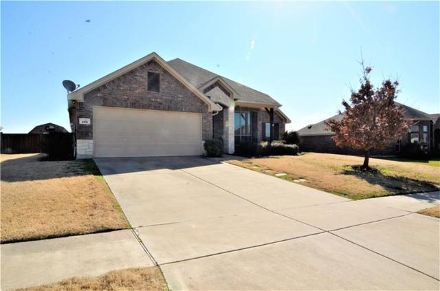 105 Hillcrest Way, Crandall, TX 75114 (MLS #14015397) :: Kimberly Davis & Associates