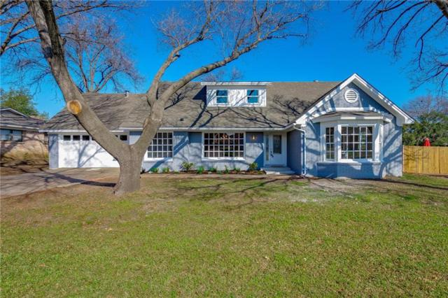 3208 Wren Avenue, Fort Worth, TX 76133 (MLS #14015470) :: Kimberly Davis & Associates