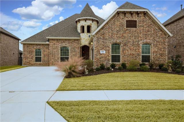 744 Sandbox Drive, Little Elm, TX 76227 (MLS #14015517) :: Kimberly Davis & Associates