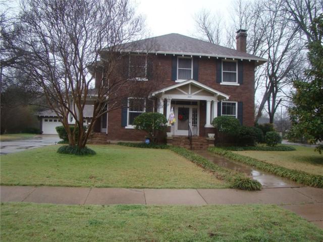308 Corsicana Street, Hillsboro, TX 76645 (MLS #14015523) :: Kimberly Davis & Associates