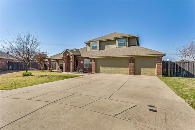 412 Hummingbird Trail, Crowley, TX 76036 (MLS #14015586) :: The Mitchell Group