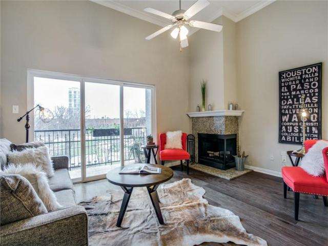 2201 Wolf Street #6202, Dallas, TX 75201 (MLS #14015702) :: Real Estate By Design
