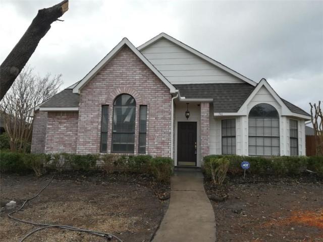 746 Livingston Drive, Allen, TX 75002 (MLS #14015863) :: RE/MAX Landmark