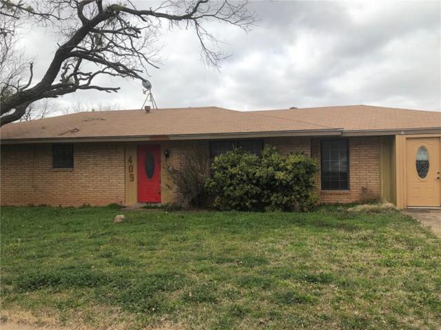 409 N Heights Street, Winters, TX 79567 (MLS #14015881) :: Baldree Home Team