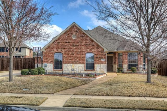 222 Beacon Hill Lane, Forney, TX 75126 (MLS #14015926) :: RE/MAX Landmark