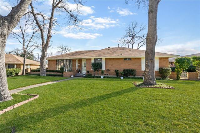5412 Longleaf Lane, Dallas, TX 75232 (MLS #14016023) :: RE/MAX Landmark