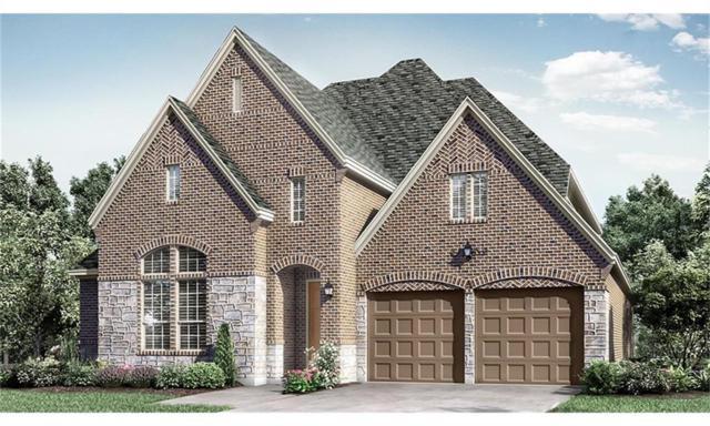 821 Dover Drive, Prosper, TX 75078 (MLS #14016073) :: Kimberly Davis & Associates