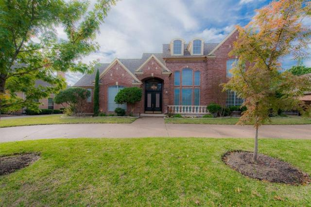 7310 Monticello Parkway, Colleyville, TX 76034 (MLS #14016180) :: RE/MAX Landmark