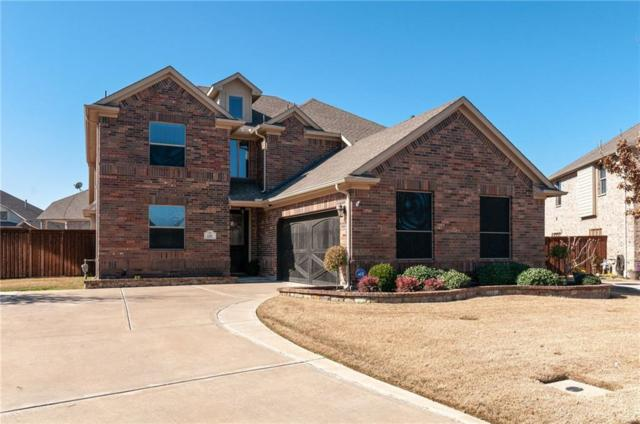 600 Rockhurst Trail, Keller, TX 76248 (MLS #14016216) :: Kimberly Davis & Associates