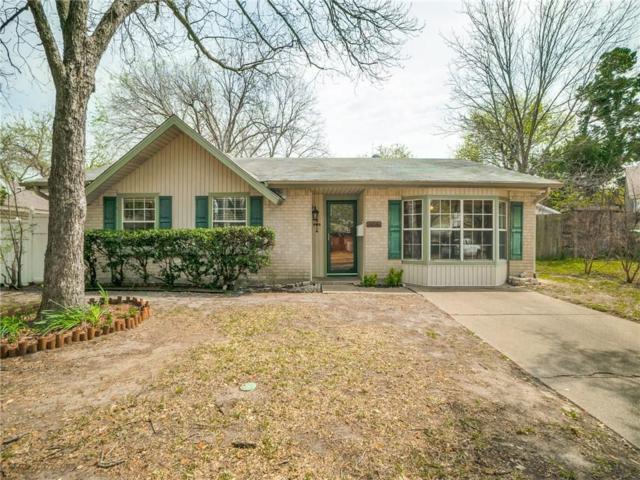 516 Clover Lane, Garland, TX 75043 (MLS #14016220) :: The Chad Smith Team