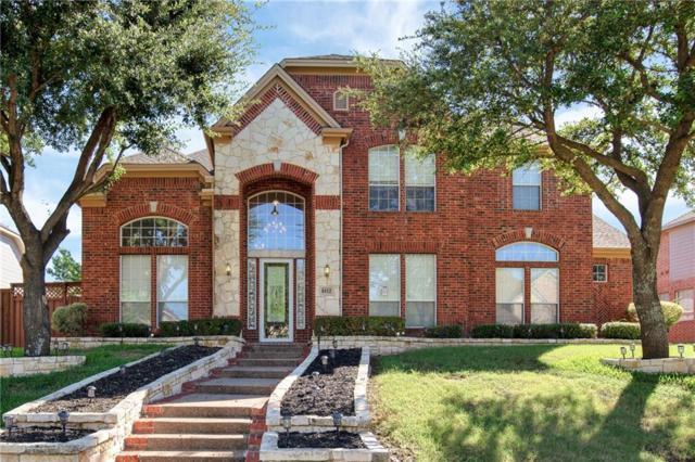 4612 Angel Fire Drive, Richardson, TX 75082 (MLS #14016230) :: RE/MAX Landmark