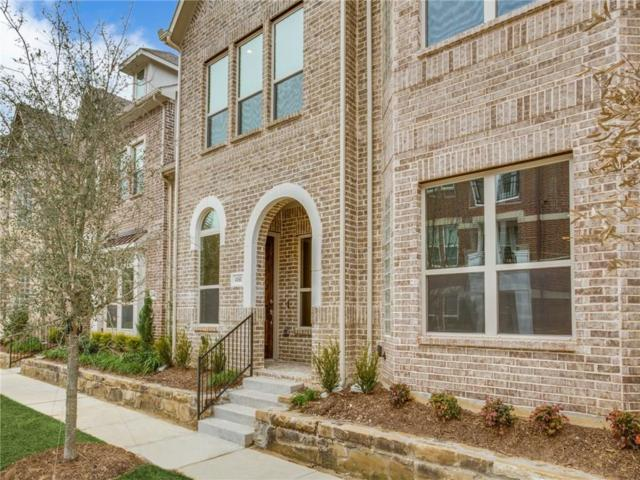4161 Broadway Avenue, Flower Mound, TX 75028 (MLS #14016269) :: Real Estate By Design