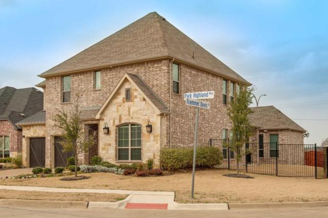 1809 Park Highland Way, Arlington, TX 76012 (MLS #14016405) :: The Heyl Group at Keller Williams