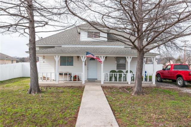 515 N Snyder Avenue, Justin, TX 76247 (MLS #14016463) :: The Heyl Group at Keller Williams