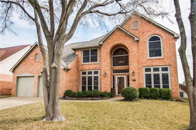 1096 Rose Wood Drive, Grapevine, TX 76051 (MLS #14016533) :: Team Hodnett