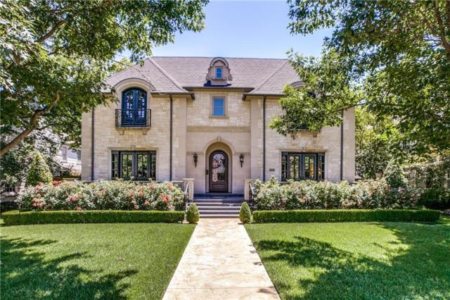 3529 Colgate Avenue, University Park, TX 75225 (MLS #14016600) :: North Texas Team | RE/MAX Lifestyle Property