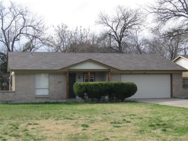 322 Linkview Drive, Duncanville, TX 75137 (MLS #14016604) :: RE/MAX Landmark