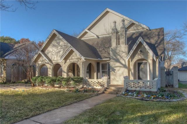 2624 Greene Avenue, Fort Worth, TX 76109 (MLS #14016609) :: Real Estate By Design