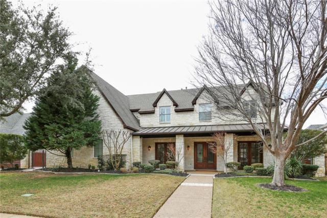 6761 St Moritz Parkway, Colleyville, TX 76034 (MLS #14016672) :: Frankie Arthur Real Estate