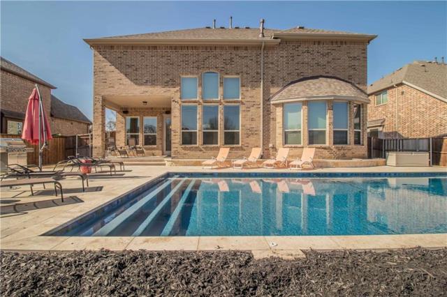 7304 Kinley Court, North Richland Hills, TX 76182 (MLS #14016722) :: Kimberly Davis & Associates