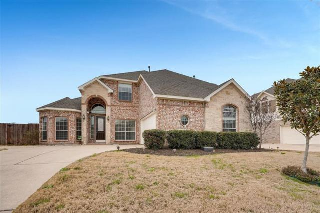 4908 Copper Cove Circle, Mansfield, TX 76063 (MLS #14016828) :: The Heyl Group at Keller Williams