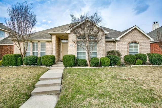 4604 Basil Drive, Mckinney, TX 75070 (MLS #14016947) :: Kimberly Davis & Associates