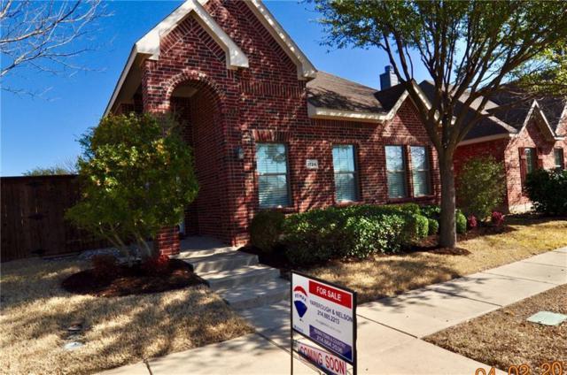 1724 Lancaster Gate, Allen, TX 75013 (MLS #14016973) :: RE/MAX Landmark
