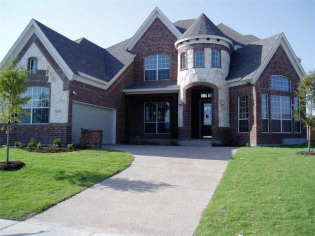 2507 Sandi Lane, Sachse, TX 75048 (MLS #14016975) :: RE/MAX Landmark