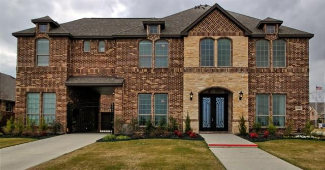 3300 Lakemont Drive, Mansfield, TX 76084 (MLS #14017044) :: The Tierny Jordan Network