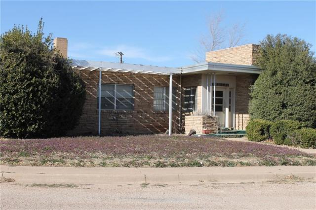 1403 Hailey Street, Sweetwater, TX 79556 (MLS #14017060) :: RE/MAX Town & Country