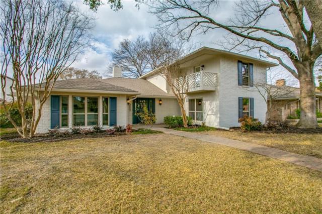 8005 Abramshire Avenue, Dallas, TX 75231 (MLS #14017063) :: Kimberly Davis & Associates