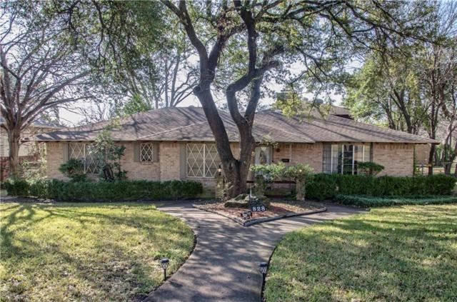 828 Clear Fork Drive, Dallas, TX 75232 (MLS #14017086) :: RE/MAX Town & Country