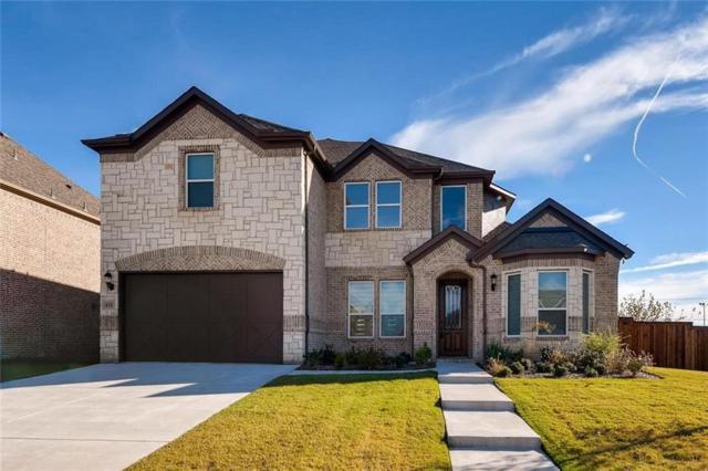 411 Oxford Place, Prosper, TX 75078 (MLS #14017102) :: Kimberly Davis & Associates
