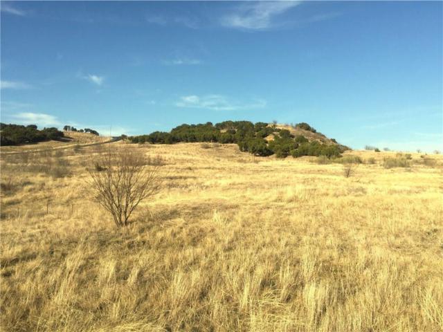 Lt 96 Canyon Wren Loop, Possum Kingdom Lake, TX 76449 (MLS #14017116) :: Robinson Clay Team