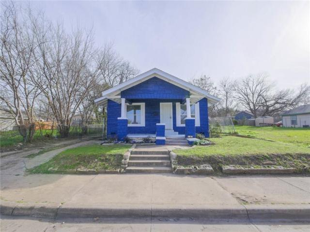 1108 E Hattie Street, Fort Worth, TX 76104 (MLS #14017228) :: RE/MAX Town & Country