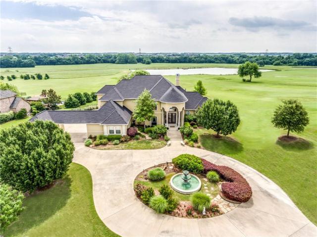 333 Ridge Point Drive, Heath, TX 75126 (MLS #14017236) :: Kimberly Davis & Associates